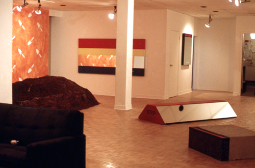Multimedia Exhibition, stArt Gallery, Kitchener by D. Nile (a.k.a. Billiam James)